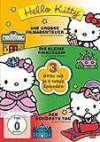Hello Kitty - Das große Filmabenteuer / Die kleine Prinzessin / Der schönste Tag [3 DVDs]