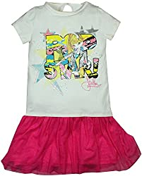 Winx Club Girls Dress (8907095206909, White, 7-8 Years)