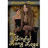 Her Sinful Long Legs ~ Cassandre Dayne