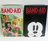 Band-aid Bandages Disney Mickey Mouse & Fairies 20ct Each
