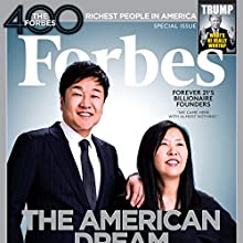 Forbes, October 25, 2016 Periodical by  Forbes Narrated by Daniel May