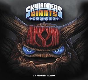 Skylanders Giants 2013 Calendar Meadwestvaco