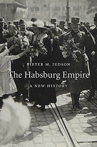 The Habsburg Empire: A New History PDF