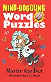 img - for Mind-Boggling Word Puzzles (Dover Children's Activity Books) book / textbook / text book