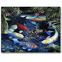 Koi - Masterpiece Jigsaw Puzzle 500pc