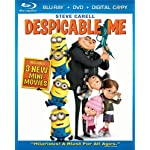 [US] Despicable Me (2010) [Blu-ray + DVD + Digital Copy]