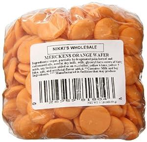 Merckens Coatings, Orange, 1 pound