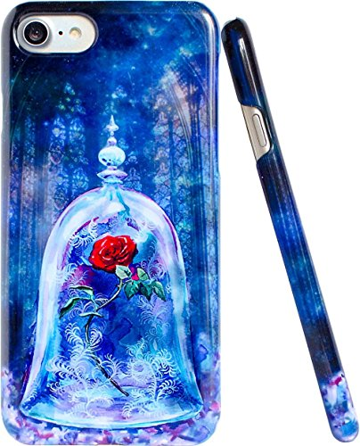 "iPhone 7 case ""Enchanted rose - Beauty and the Beast 2017"" by Takila"