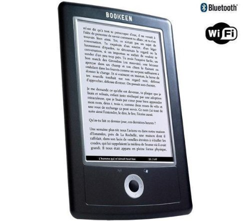 Bookeen Cybook Orizon - Ebook Reader - Linux 2.6 - 2 Gb - 6