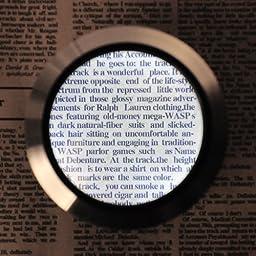 Beileshi 6x Paper-pressing Magnifying LED Read Mate LED Desktop Magnifier