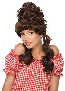 Rubie's Costume Maryanne Wig by Rubies Costumes - Apparel