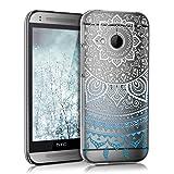 kwmobile Crystal Case Hülle für HTC One Mini 2 mit
