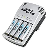 ANSMANN Photo Cam Power-Set III - battery charger - AA - NiMH x 4