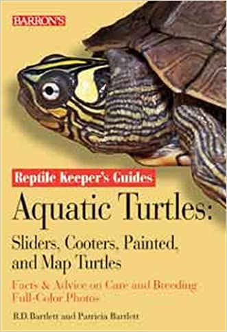 Aquatic Turtles: Sliders, Cooters, Painted, and Map Turtles (Reptile Keeper's Guide) written by R.D. Bartlett