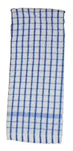Heavy Terry Kitchen Towel Light Blue