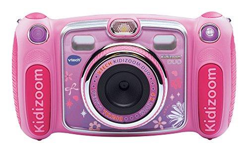 VTech - Kidizoom Duo, cámara digital para niños (170853) (versión en inglés) - [Importado de Inglatera]