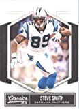 2010 Donruss Classics Football Card # 15 Steve Smith / Carolina Panthers / NFL Trading Card by Panini