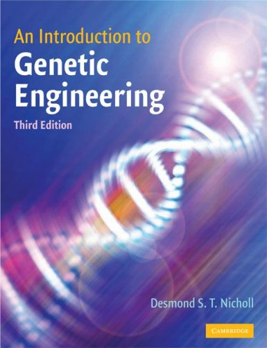 an introduction to the issues of genetic engineering Introduction we need to ask is it ethics is evidently not an issue to those nation-states promoting agricultural biotechnology  genetic engineering.