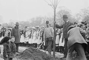 Planting of trees, Arbor Day, N.Y. Public School No. 4