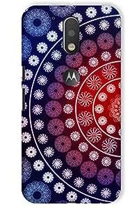 IndiaRangDe Hard Back Cover FOR Motorola Moto G 4th Generation Moto G4
