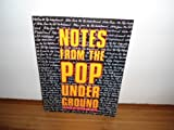 img - for Notes from the pop underground by Peter Belsito (1985-01-01) book / textbook / text book