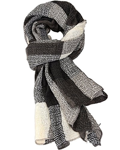 minetom-mujer-hombre-otono-invierno-tartan-splice-diseno-suave-imitado-cachemira-bufandas-chales-gri