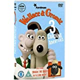 Wallace & Gromit - 3 Cracking Adventures [DVD]by Nick Park