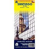 Santiago de Chile 1:12,500 2006 (International Travel Maps) ~ ITM Canada