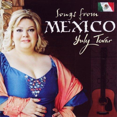 CD : ROMERO EL CUERVO / TOVAR - Songs From Mexico