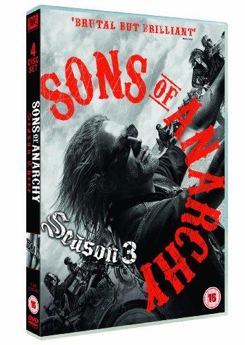 Sons of Anarchy – Season 3 [DVD]
