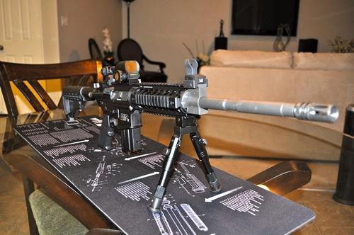 Amazon Com Tekmat 12 Inch X 36 Inch Long Gun Cleaning