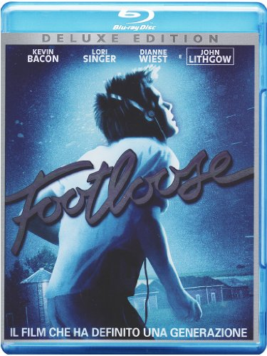 Footloose (deluxe edition) [Blu-ray] [IT Import]
