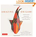 Amazing Origami Kit: Traditional Japa...