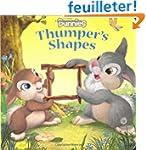 Disney Bunnies Thumper's Shapes