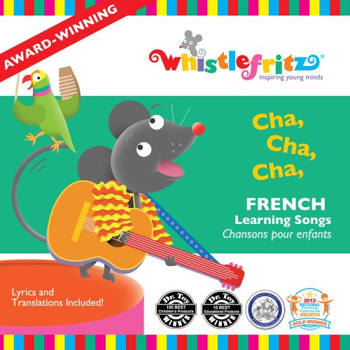 Cha Cha Cha (French Learning Songs/Chansons Pour E