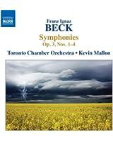 Symphonies Op.3 N°1 A 4