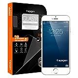 iPhone 6 ガラス フィルム, SpigenR iPhone 6 4.7 強化ガラス [GLAS.tR SLIM] (0.4mm) Rラウンド 加工 (iphone6, Glas.t R [SLIM]) 【SGP10932】