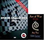 "Opening Encyclopaedia 2013 Chess Game Databse & ChessCentral's ""Art of War"" E-Book: (2 Item Bundle)"
