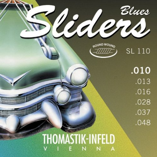 Thomastik-Infeld SL 110 Blues Sliders Round Wound