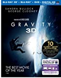 Gravity [Blu-ray] [Import]