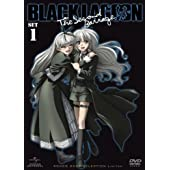 BLACK LAGOON The Second Barrage SET1 〈期間限定生産〉 [DVD]