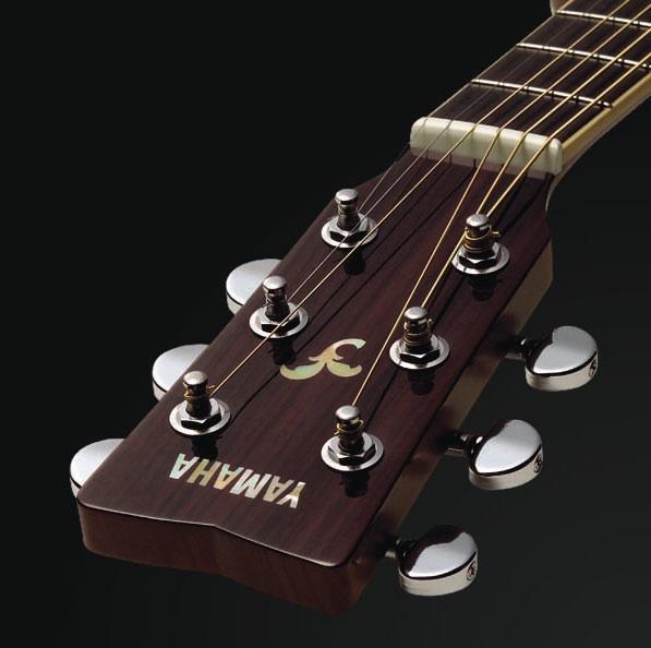 yamaha guitar acoustic fg700s headstock fg handed left electric natural guitars ocean larger instruments musical folk