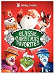 Classic Christmas Favorites (Dr. Seuss How the Grinch Stole Christmas! / The Year Without a Santa Claus / Rudolph and Frostys Christmas in July / Rudolphs Shiny New Year)