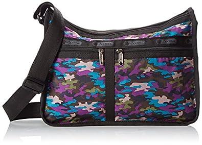 LeSportsac Deluxe Everyday Handbag,Contempo Camo,One Size