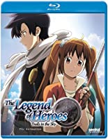 Legend Of Heroes Complete Collection Blu-ray from Section 23
