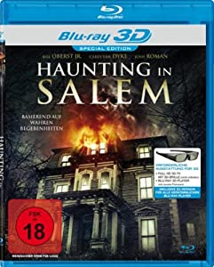 Haunting in Salem (Real 3D-Edition) [3D Blu-ray] [Special Edition]