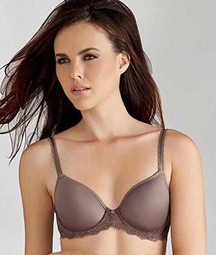 Wacoal Women'S Seduction Spacer Contour Bra, Naturally Nude, 32Ddd