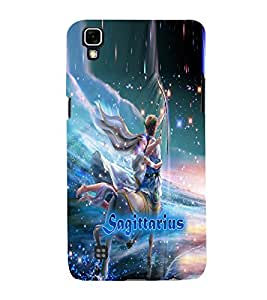 PRINTVISA Zodiac Sagittarius Case Cover for LG X POWER