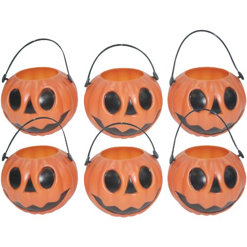 Candy Cups - Pumpkins (1 per package) - 1