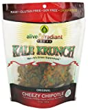 Alive & Radiant Foods - Kale Krunch Cheezy Chipotle